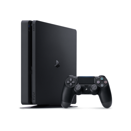 CONSOLE SONY PS4 NEW SLIM 500GB BLACK