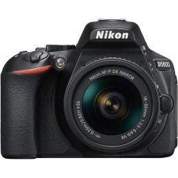 NIKON D 5600 REFLEX + AF-P...
