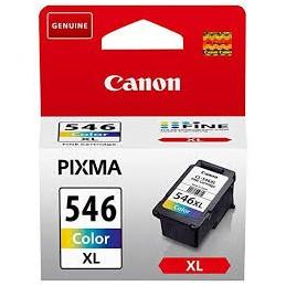 CARTOUCHE CANON CL546XL...
