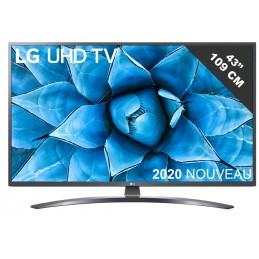TV LG 43' 43 UN 7400 6 LB...