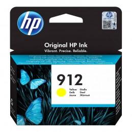 CARTOUCHE HP 912 3YL79AE JAUNE