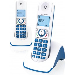TEL DECT ALCATEL F330S DUO...