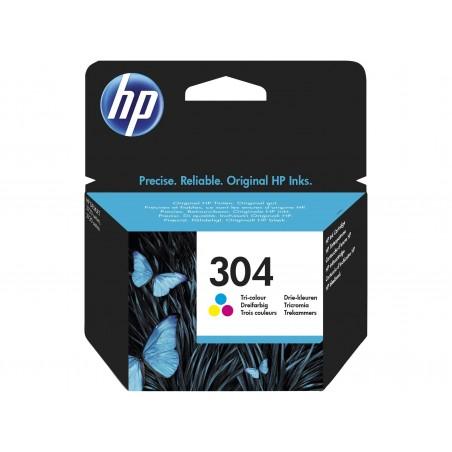 CARTOUCHE HP 304 N9K05AE COULEUR