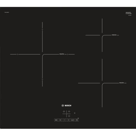 TABLE DE CUISSON BOSCH PUJ 611 BB 1 E