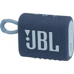 ENCEINTE JBL GO 3 BLEU