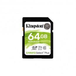 CARTE SD KINGSTON 64GB SDXC...