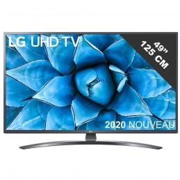 TV LG 49' 49 UN 7400 6 LB...
