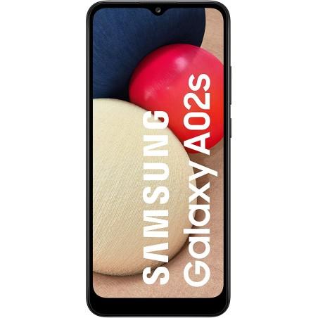 SMARTPHONE SAMSUNG GALAXY A02S 32GB BLACK