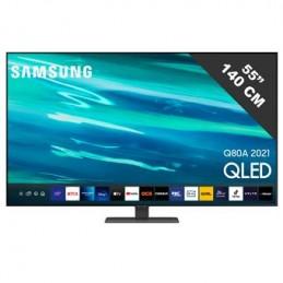 TV SAMSUNG 55' QE 55 Q 80 A...